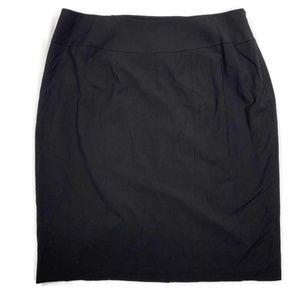 ❄️Jones New York Collection Black Pencil Skirt 20W